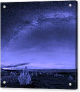 Milky Way Heaven Acrylic Print