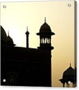 Minarets At Sunrise Acrylic Print