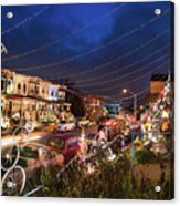 Miracle On 34th Street Acrylic Print