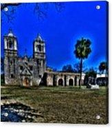 Mission Concepcion San Antonio Acrylic Print