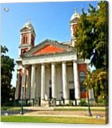 Mobile Cathedral Acrylic Print