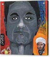 Mohamed Atta Acrylic Print by Darren Stein