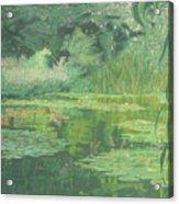 Monet's Lament Acrylic Print