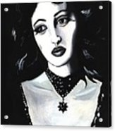 Monica Acrylic Print