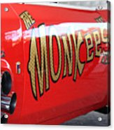 Monkeemobile Acrylic Print