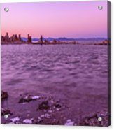 Mono Lake California Acrylic Print