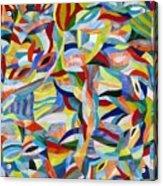 Morpheus Rising Acrylic Print