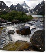 Mount Assiniboine Canada 17 Acrylic Print