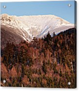 Mount Lafayette - White Mountains New Hampshire Usa Acrylic Print by Erin Paul Donovan