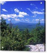 Mount Monadnock From Pack Monadnock Acrylic Print