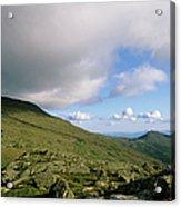 Mount Washington New Hampshire Usa Acrylic Print