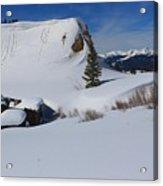 Mountain History Acrylic Print