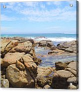 Mouth Of Margaret River Beach IIi Acrylic Print