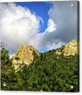 Mt. Lemmon Acrylic Print