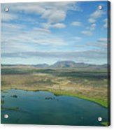 Beautiful Myvatn, Iceland Acrylic Print