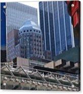 N Y C Architecture Acrylic Print