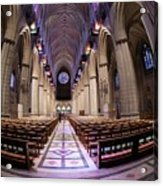 National Cathedral - 3 Acrylic Print