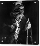 Navajo Man, C1915 Acrylic Print