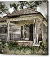 New Orleans House No. 7 Acrylic Print