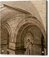 New York Library Acrylic Print