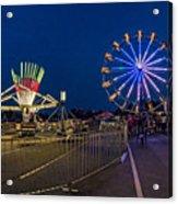 Night Riding 2 Acrylic Print