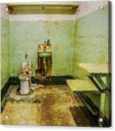 Alcatraz Cell 1 Acrylic Print
