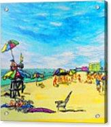 ocean/ Beach Acrylic Print