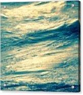 Ocean Serenity Acrylic Print