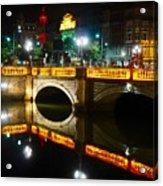 O'connell Bridge Acrylic Print
