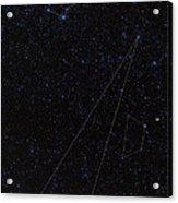 Octans, Apus, South Celestial Pole Acrylic Print