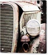 Old Farm Ford Acrylic Print