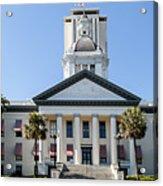 Old Florida Capitol Acrylic Print