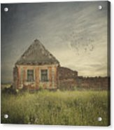 Old House Acrylic Print