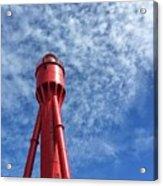 Old Lighthouse Acrylic Print