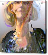 Olga Acrylic Print