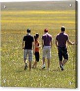 Parko Nazionale Dei Monti Sibillini, Italy 4  Acrylic Print