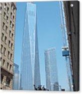 One World Trade Center 4 Acrylic Print