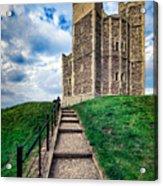 Orford Castle Acrylic Print