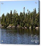 Orphan Lake, Canada Acrylic Print
