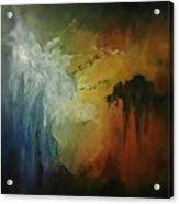 Overhang Acrylic Print