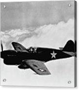 P-40 Warhawk Acrylic Print