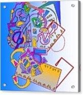 Page 18 Acrylic Print