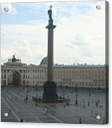 Palace Place - St. Petersburg Acrylic Print