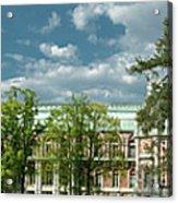 Panorama Of The Museum-estate Tsaritsyno Acrylic Print