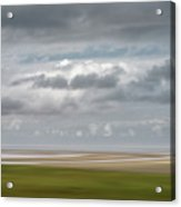 Patch Of Blue Acrylic Print