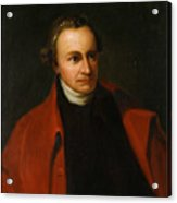 Patrick Henry, American Patriot Acrylic Print by Science Source