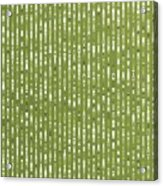 Pattern 76 Acrylic Print