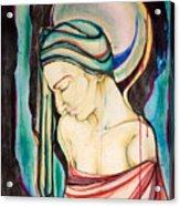 Peace Beneath The City Acrylic Print