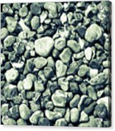 Pebbles 9 Acrylic Print
