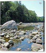 Pemmigewasset River Acrylic Print
